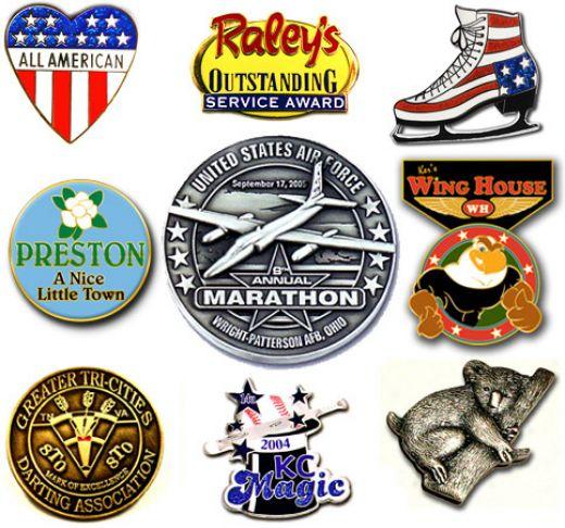 gallery for gt custom lapel pins