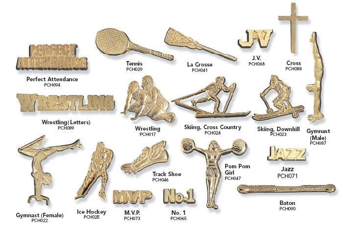 Customized Sports Pins | Customized Lapel Pins | Custom